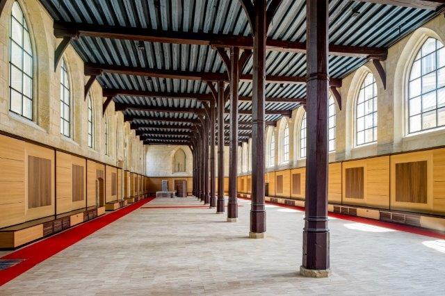 Rénovation du réfectoire du couvent des Cordeliers (Épisode II)