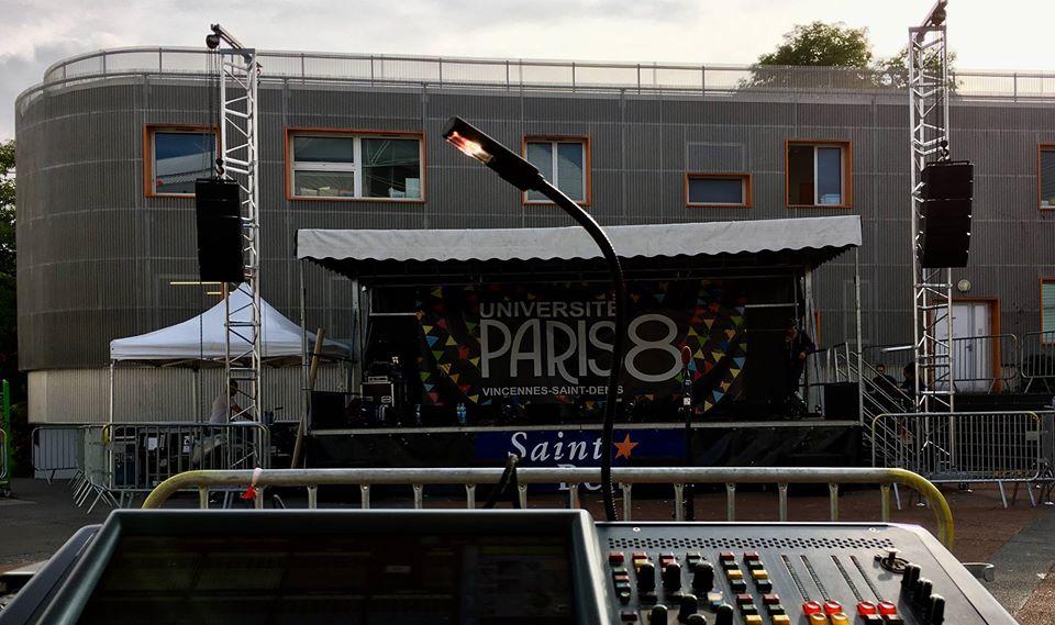 UNIVERSITÉ PARIS VIII VINCENNES – SAINT DENIS