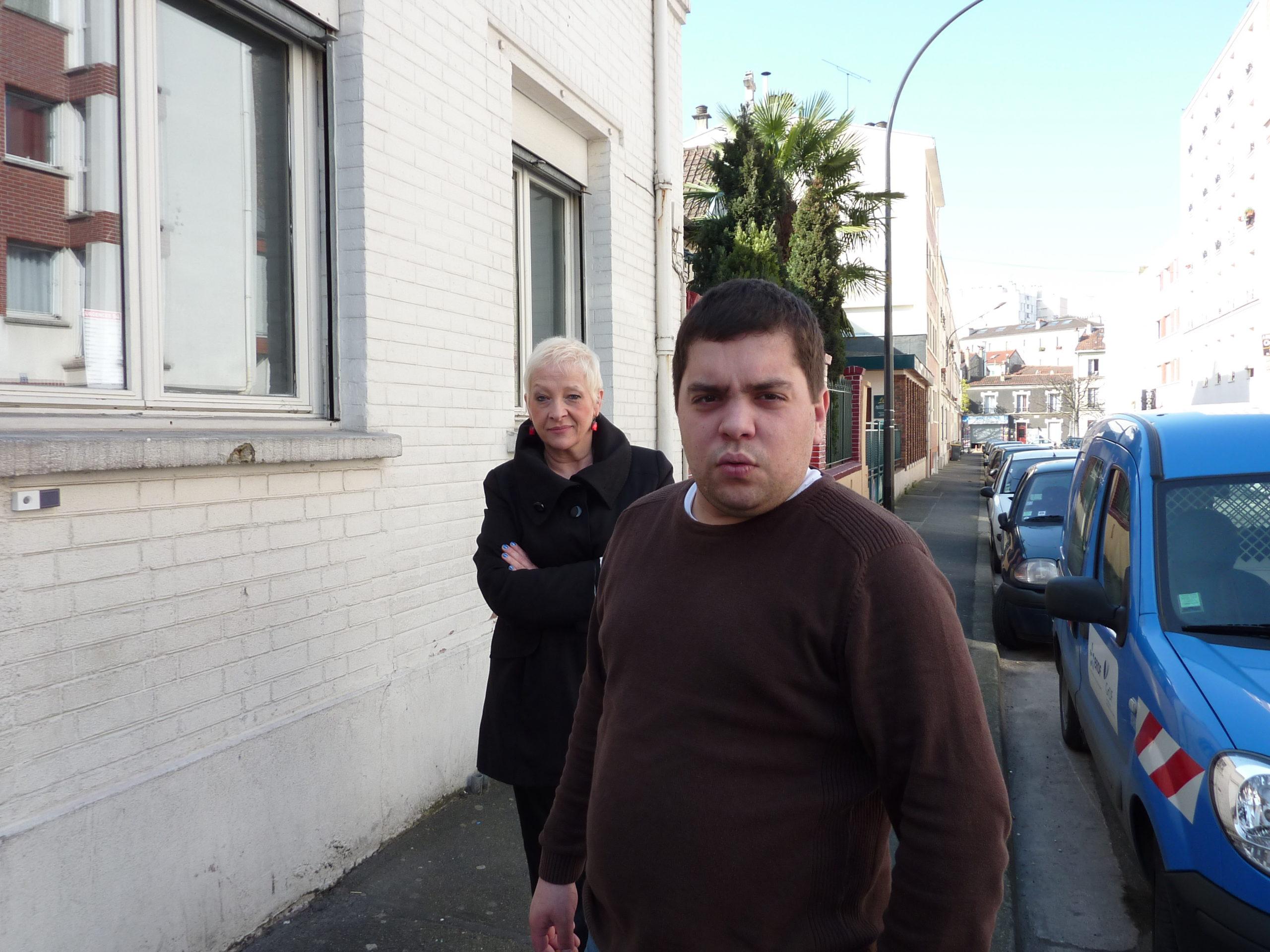Nathalie & Patrick